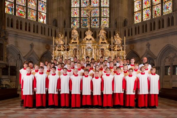 Regensburger Domspatzen im Dom St. Peter